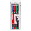 STABILO® Folienstift OHPen universal  1 mm 4 St./Pack. S001917J
