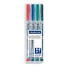 STAEDTLER® Folienstift Lumocolor® non-permanent 311  4 St./Pack. S002905N