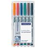 STAEDTLER® Folienstift Lumocolor® non-permanent 311  6 St./Pack. S002905S