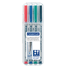 STAEDTLER® Folienstift Lumocolor® non-permanent 316  4 St./Pack. S002905Z