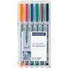 STAEDTLER® Folienstift Lumocolor® non-permanent 316  6 St./Pack. S002908A