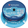Verbatim CD-R  Spindel V004424M