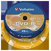 Verbatim DVD-R  Spindel V004623Q