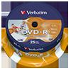 Verbatim DVD-R bedruckbar  Spindel V004623U