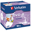 Verbatim DVD+R  10 St./Pack. V004707H