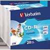 Verbatim CD-R  Slimcase V004717L