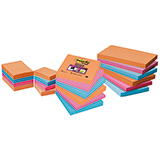Post-it Haftnotiz Super Sticky Notes Bangkok Collection 6 Block/Pack.
