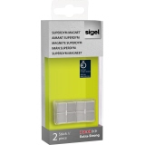 Sigel Magnet SuperDym C10 Extra-Strong  2 St./Pack.