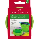 Faber-Castell Pinselbecher CLIC & GO