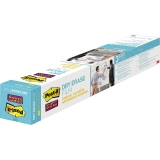 Post-it® Flipchartfolie Super Sticky Dry Erase  60,9 x 91,4 cm (B x H)