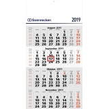 Soennecken Wandkalender  2019