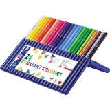 STAEDTLER® Farbstift ergo soft® 157  Aufstellbox 24 St./Pack.