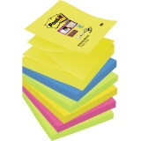 Post-it® Haftnotiz Super Sticky Z-Notes Rio de Janeiro Collection