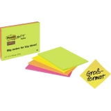 Post-it® Haftnotiz Super Sticky Meeting Notes