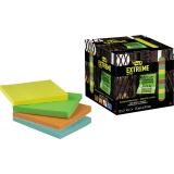 Post-it Haftnotiz Extreme Notes 12 Block/Pack.