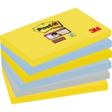 Post-it® Haftnotiz Super Sticky Notes New York Color Collection