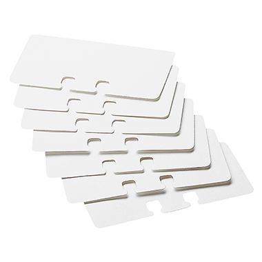 Rolodex Ersatzkarte Rollkartei  102 x 57 mm (B x H)