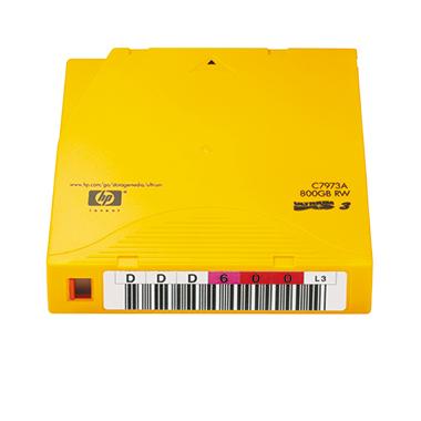 HP Bandkassette  LTO-3 Ultrium
