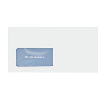 Soennecken Briefumschlag Premium DIN lang  200 St./Pack.