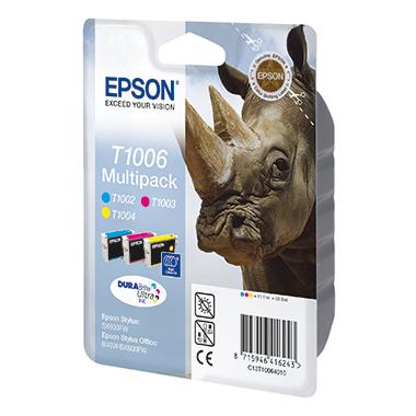 Epson Tintenpatrone  T1006