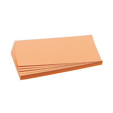 Franken Moderationskarte Rechteck  500 St./Pack.