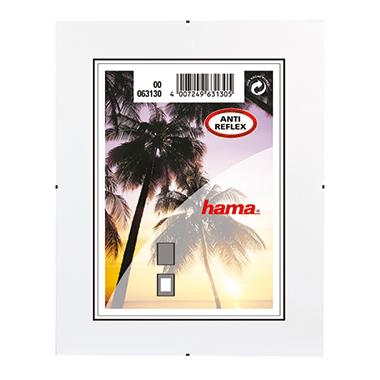 Hama Bilderrahmen Clip-Fix  20 x 28 cm (B x H)