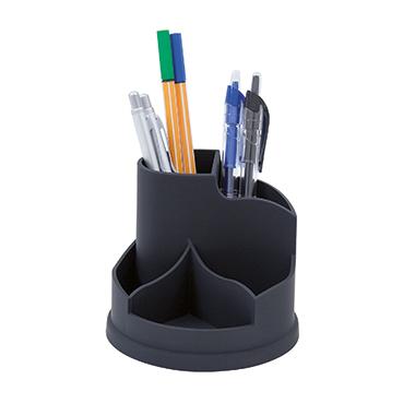 Stifteköcher gummiert