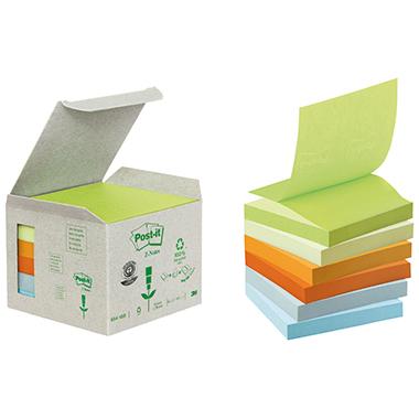 Post-it® Haftnotiz Recycling Z-Notes