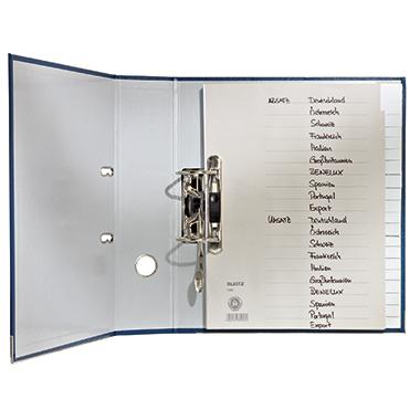 Leitz Ordnerregister 24 x 30 cm (B x H)