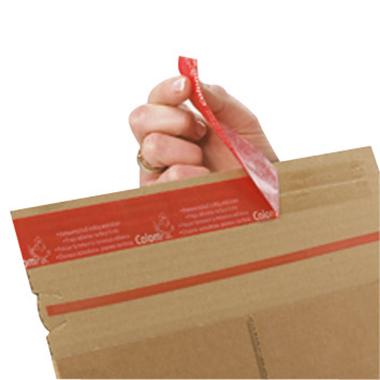 ColomPac® Geschenkkarton Exclusiv 24,1 x 9,4 x 16,6 cm (B x H x T)