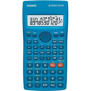 CASIO® Schulrechner FX-82SX PLUS