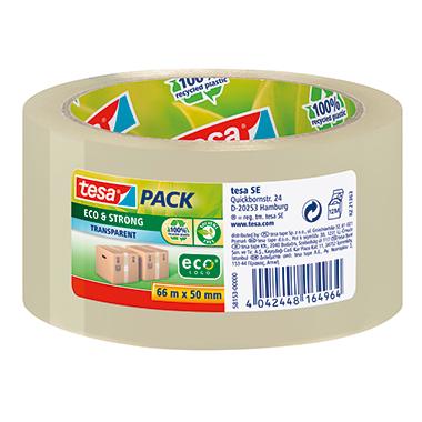 tesa® Packband tesapack® Eco & Strong ohne Aufdruck