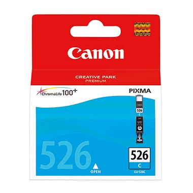 Canon Tintenpatrone  CLI526C cyan