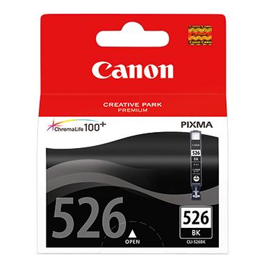 Canon Tintenpatrone  CLI526BK schwarz