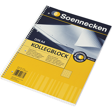Soennecken Collegeblock DIN A4