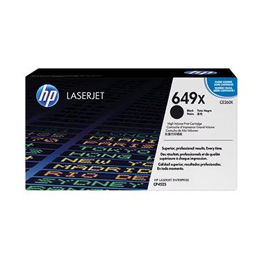 HP Toner 649X  ca. 17.000 Seiten