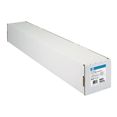 HP Plotterpapier  610 mm x 30,5 m (B x L)