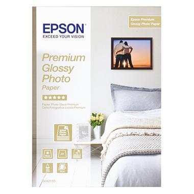 Epson Fotopapier Premium Glossy DIN A4