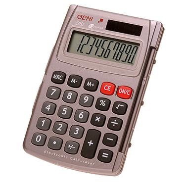 GENIE® Taschenrechner 520