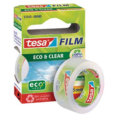 tesa® Klebefilm tesafilm® Eco & Clear