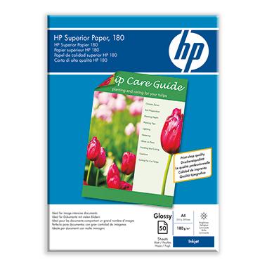 HP Inkjetpapier Superior