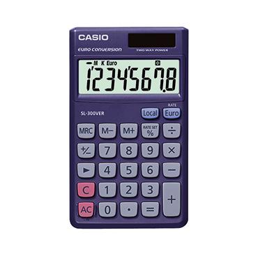 CASIO® Taschenrechner SL-300VER