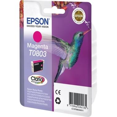 Epson Tintenpatrone T0803