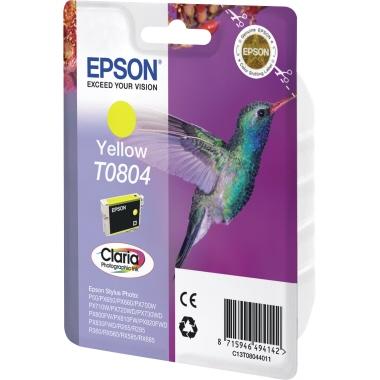 Epson Tintenpatrone T0804