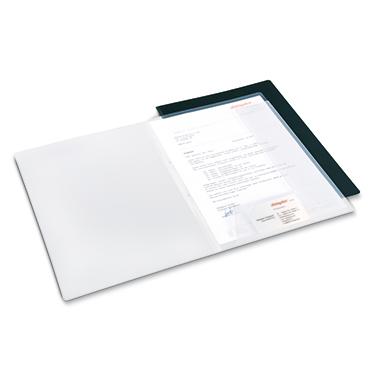 dataplus® Angebotsmappe  ohne Sichttasche auf dem Vorderdeckel