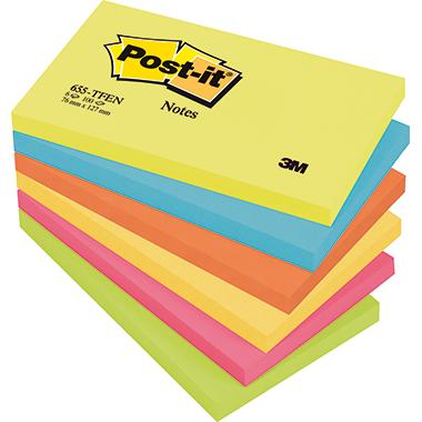 Post-it® Haftnotiz Active Collection  6 Block/Pack.
