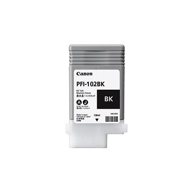 Canon Tintenpatrone  PFI102BK schwarz