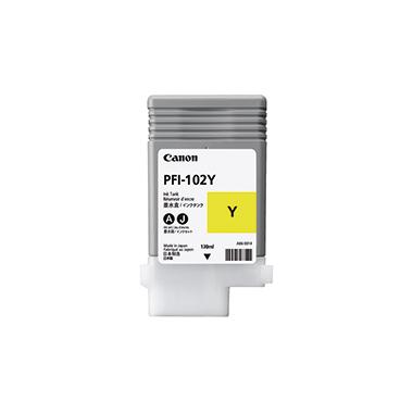 Canon Tintenpatrone  PFI102Y gelb