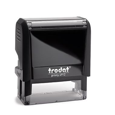 trodat® Textstempel Printy 4912  47 x 18 mm (B x H)