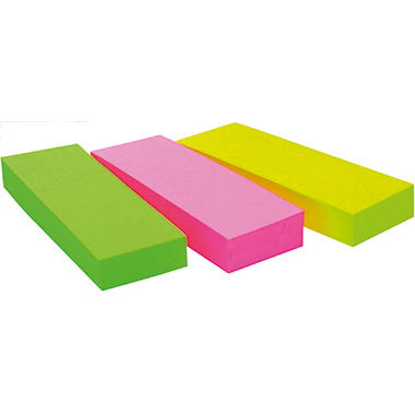Post-it® Haftstreifen Page Marker 25 x 76 mm (B x H)